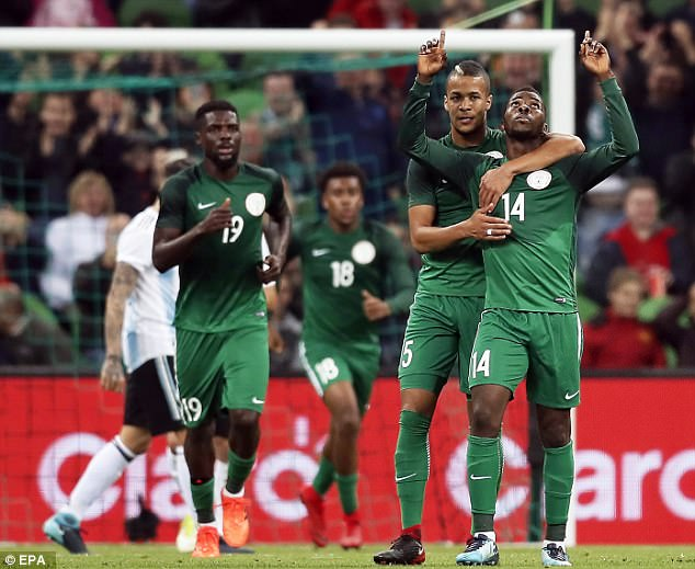 """Iheanacho Eager To Face """"Idol"""" Messi, Rates Nigeria's World Cup Group """"Most Difficult"""""""