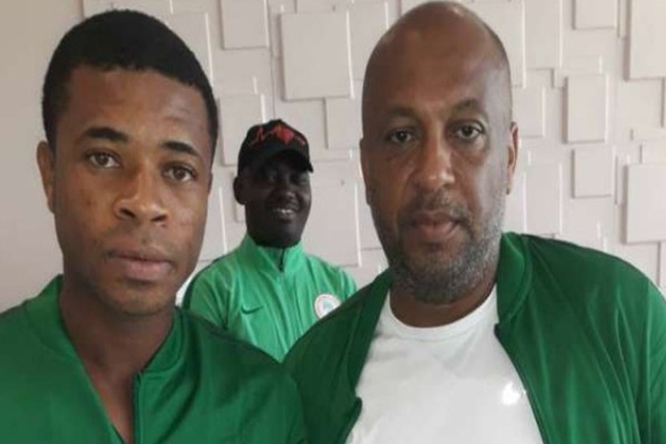 Flying Eagles Captain, Udoh: We're  Going For Away Win Against Guinea Bissau