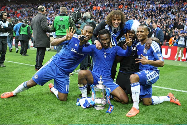 Ex-Blue Mikel Backs Chelsea To Win FA Cup