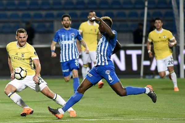 Turkey: Omeruo Eager To Bag Win With Kasimpasa In Final Home Game Vs Genclerbirligi