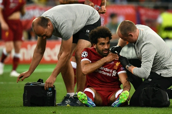 Salah: Coming Off Injured In UCL Final Worst Moment Of My Career
