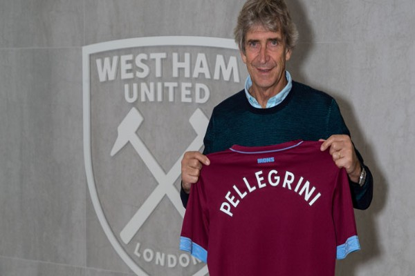 West Ham Appoint Pellegrini As New Manager