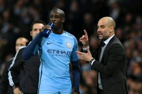 Guardiola Confirms Toure's City Exit,  Targets More EPL Records