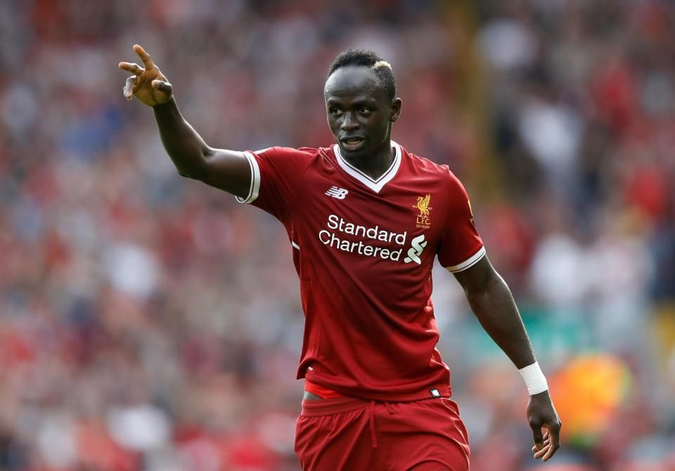Mane Wins PFA Fans' Player Of The Month Award