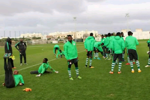 Salisu Calls Up Nwakalis, Sadiq, Alhassan, NPFL Stars For Atletico Friendly