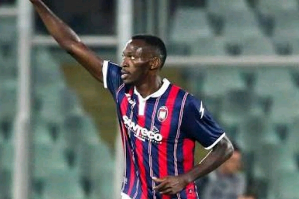 Nwankwo Scores for Crotone; Balogun Benched In Brighton Draw; Onazi, Nwakaeme Lose With Trabzonspor