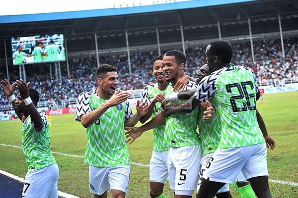 Rohr: Super Eagles Will Score Many Goals At World Cup