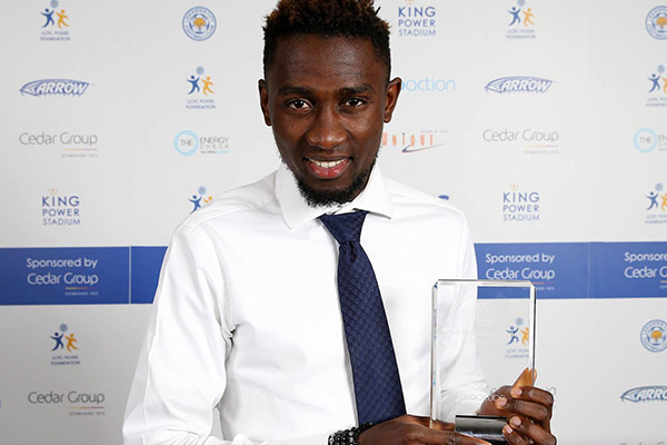 "Ndidi ""Happy"", ""Proud"" To Win Leicester Young Player Award"