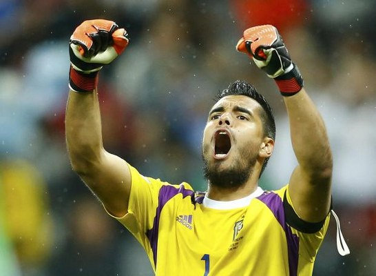 Argentina World Cup Winner Wants Man United's Romero Dropped