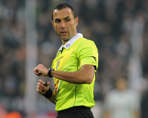 Young Italian Referee To Handle England Vs Nigeria Friendly