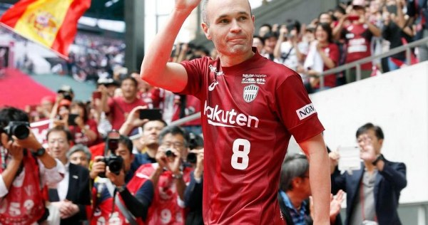 Iniesta:  Madrid Tried Many Times To Sign Me From Barcelona