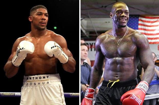 Joshua Ready To Take Pay Cut To Fight Wilder In The UK