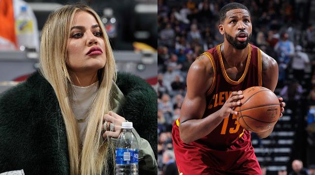 Khloe Kardashian's Tristan Thompson Trolled during NBA Playoff Game