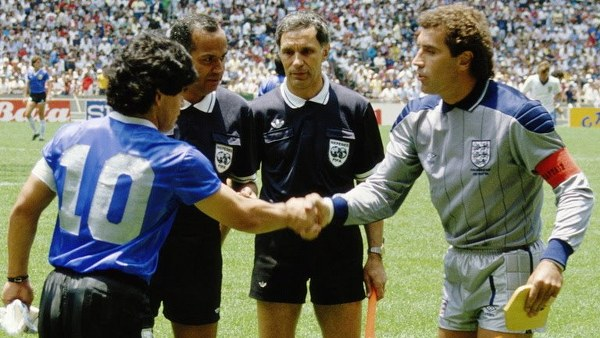 Linesman's Widow: My Husband  Haunted To Death For Allowing Maradona's 'Hand Of God' Goal