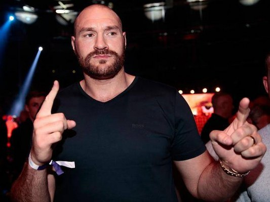 Fury: I Have Too Much Movement And Skills To Lose To Joshua