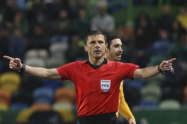 Serbian Referee Mazic To Officiate Champions League Final
