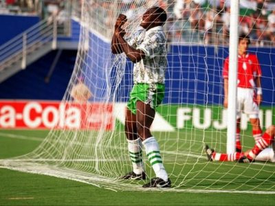 NFF Pay Tribute To Yekini Six Years On