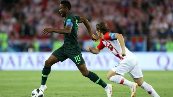 Mikel: Eagles Have To Improve As Team, Can Still Qualify From Group D