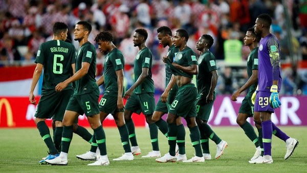 Troost-Ekong: Argentina-Iceland Draw Good For Eagles, We'll Redeem Ourselves
