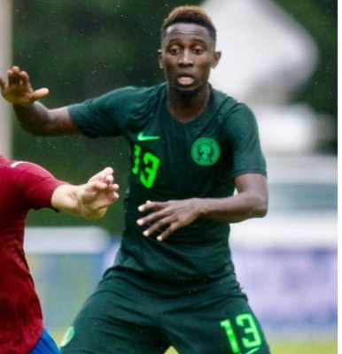 "Ndidi ""Feels Good"" To Return For Super Eagles Despite Czech Defeat"