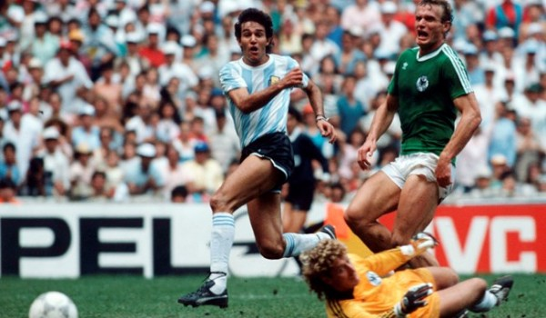 Mexico '86 Hero Burruchaga: Argentina In Good Shape, Must Reach World Cup Semis