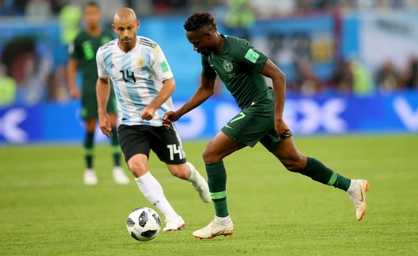 Musa: Argentina Defeat Will Motivate Super Eagles To Come Back Stronger