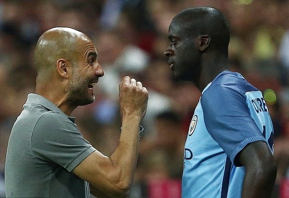 Guardiola Labels Toure A Liar Over Claims About Having Problems With African Players