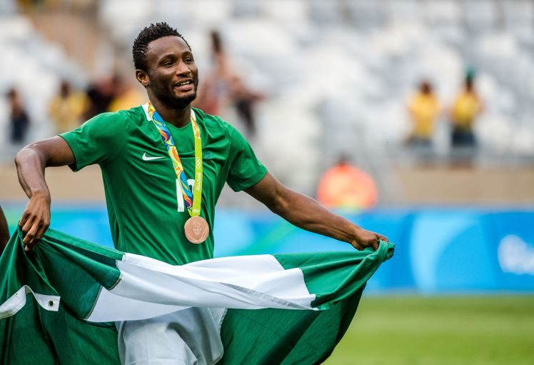 """Greater Than Diouf And Roger Mill; How John Obi Mikel Can Achieve """"GREATEST"""" Status In Two Months"""