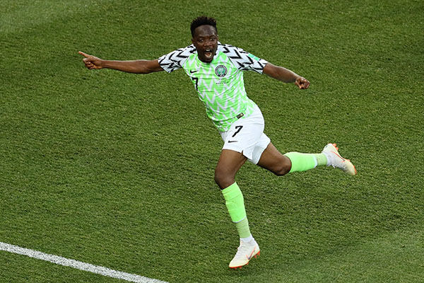 Musa: Scoring Against Argentina Isn't Difficult For Me, Super Eagles Must Beat Them