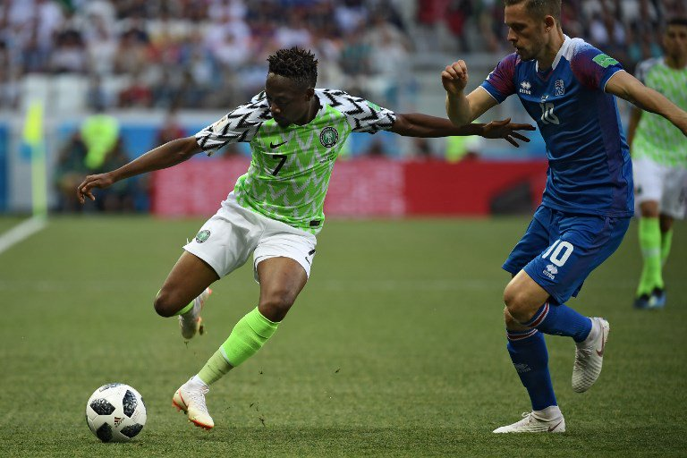 Musa, Messi Strikes Nominated As Best 2018 World Cup First Round Goals