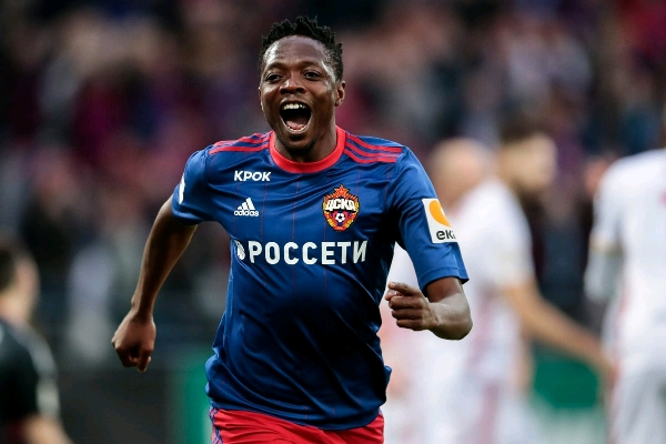 CSKA Moscow Confirm Musa's Return To Leicester, Wish Super Eagles World Cup Success