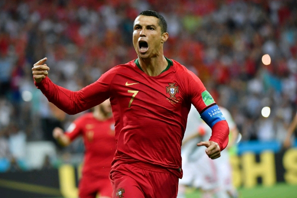 Russia 2018: Ronaldo Steals Show, Costa Stars As Portugal, Spain Serve Thrilling Draw