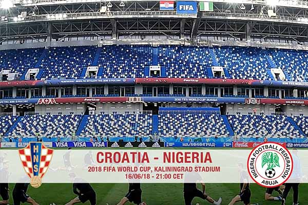 Six Fun Facts About Nigeria And Croatia's Previous World Cup Opening Games