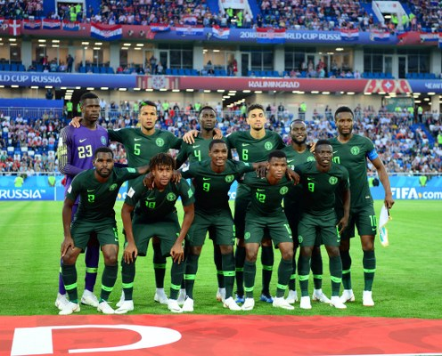 Lawal: Super Eagles Must Show Character Against Iceland