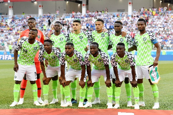 "Kehinde Backs Eagles To Beat ""Desperate"" Argentina ​"