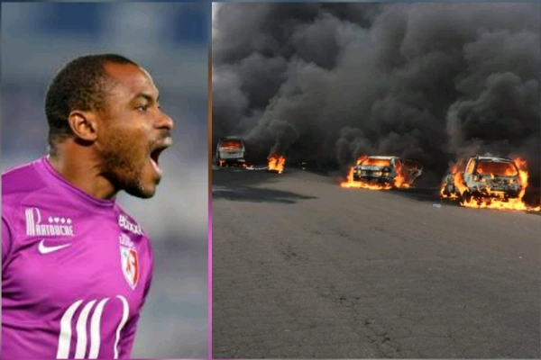 Enyeama Mourns Victims Of Deadly Lagos Tanker Fire, Prays For Nigeria