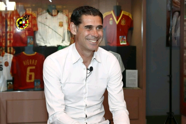 Real Madrid Legend Hierro To Coach Spain At World Cup