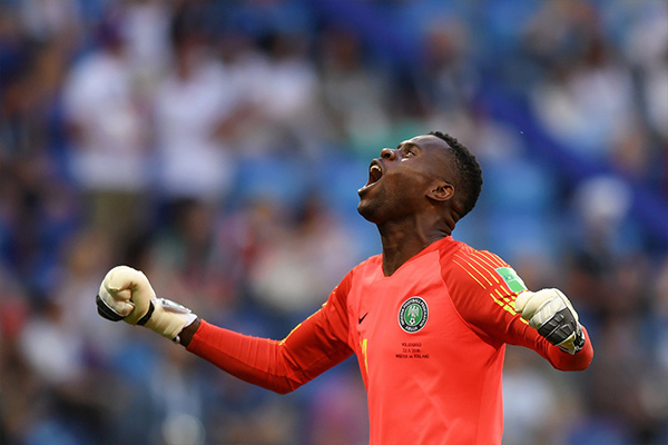 Uzoho Makes History In Super Eagles Win Versus Iceland
