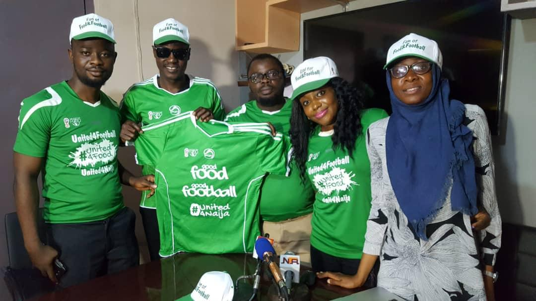 HEDA Unveils Sound Sultan As Great Food, Great Football Ambassador