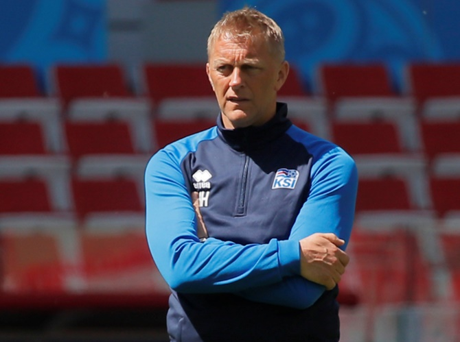 Iceland Coach, Hadgrimsson: We Want Victory, But Warm Volgograd Weather Will Favour Nigeria