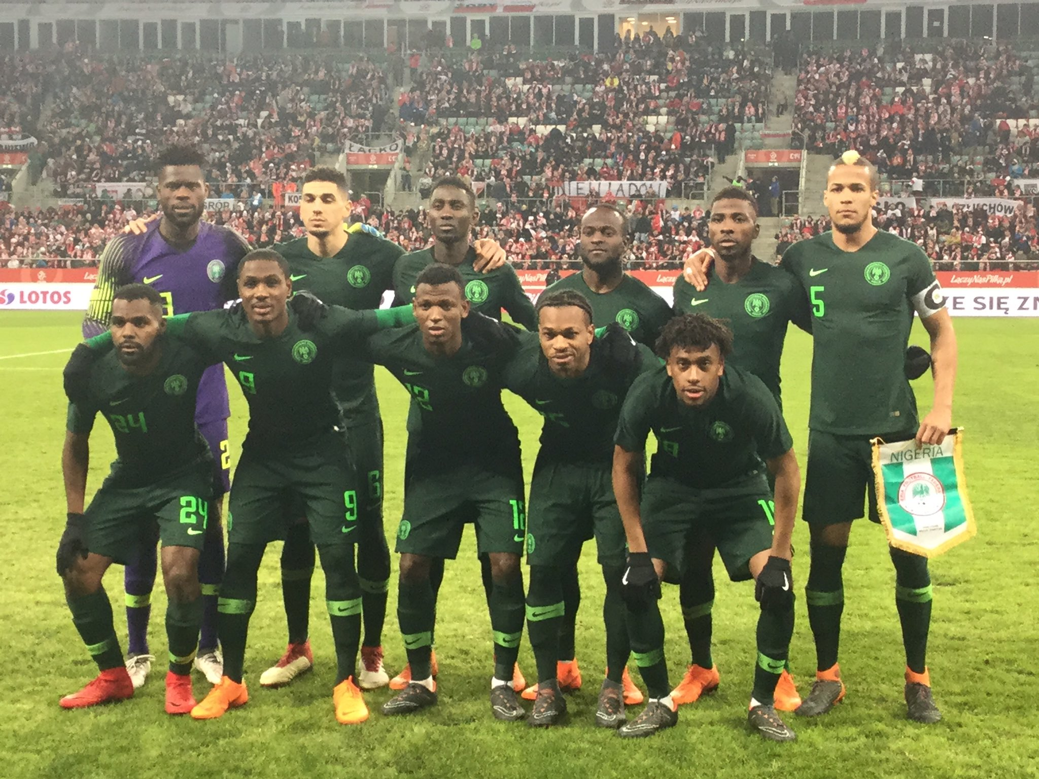 Pascal: Friendly Defeats Will Motivate Eagles In Russia