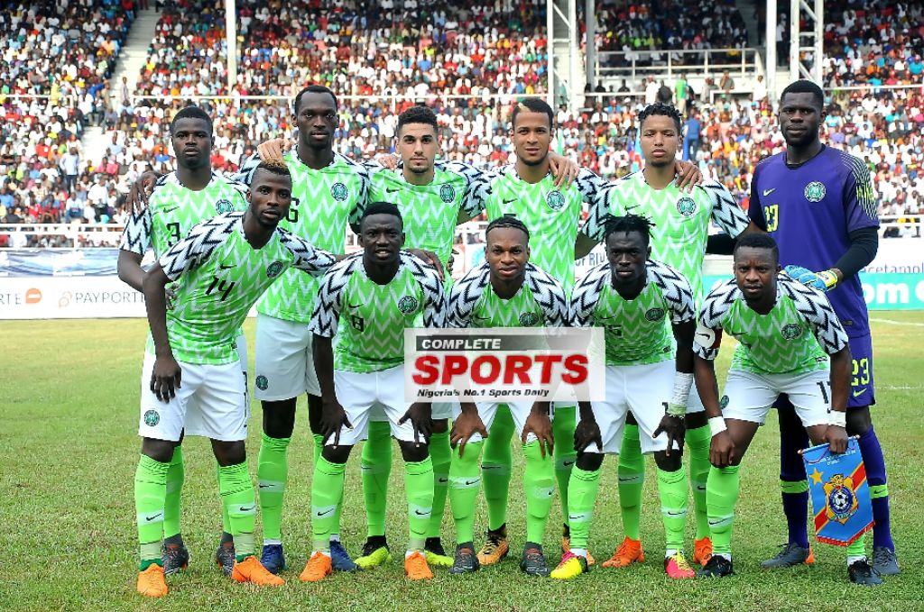 Rohr: Simon Not Fit For World Cup, We'll Play 'Important England Friendly' With Our Full Team