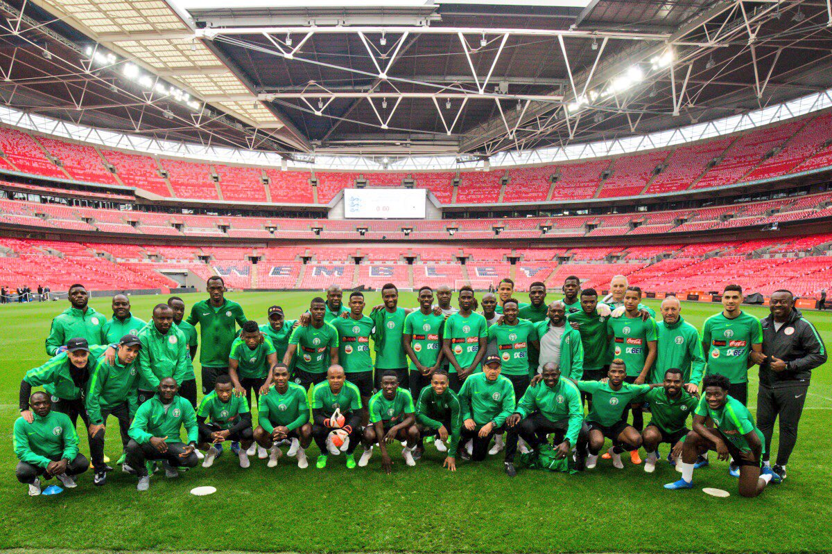 Rohr: I'm Not Sad With Czech Defeat, Eagles Still Not Ready For World Cup