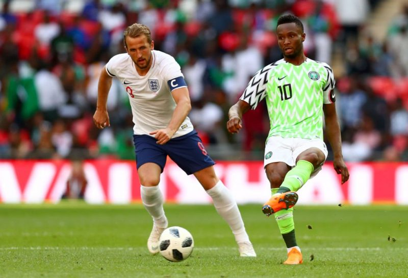 Mikel: Super Eagles Will Play Well, Get Good Result Vs Czech Republic
