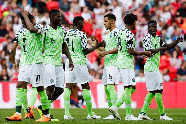 Super Eagles Players Get World Cup Squad Numbers