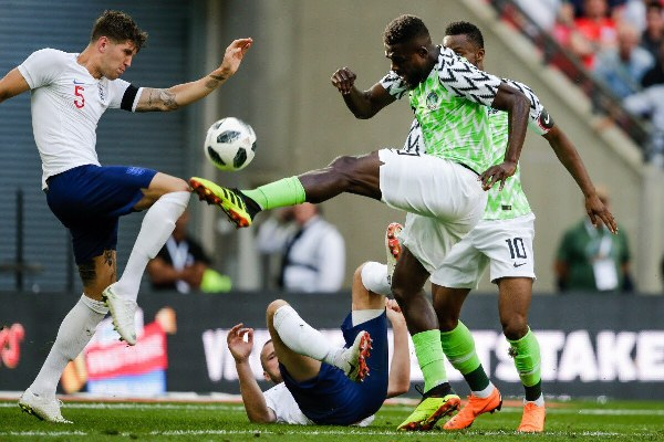 Super Eagles' Midfield Problems And Five Other Takeaways From Defeat To England