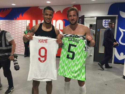 Ekong: Eagles Will Improve With Positives From Defeat To England