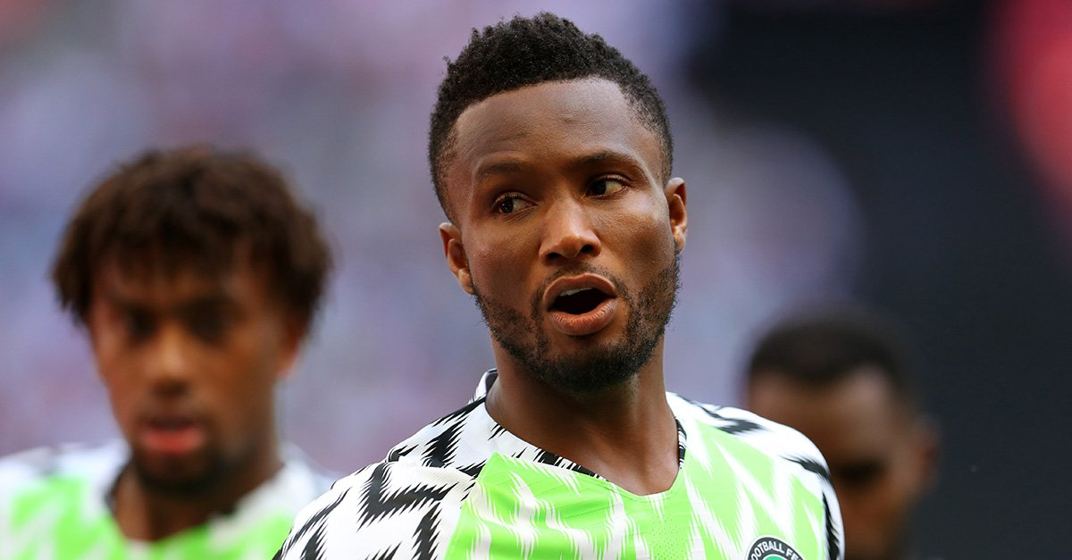 Mikel: Whether For Club Or Country, Its Always A Pleasure Facing Messi