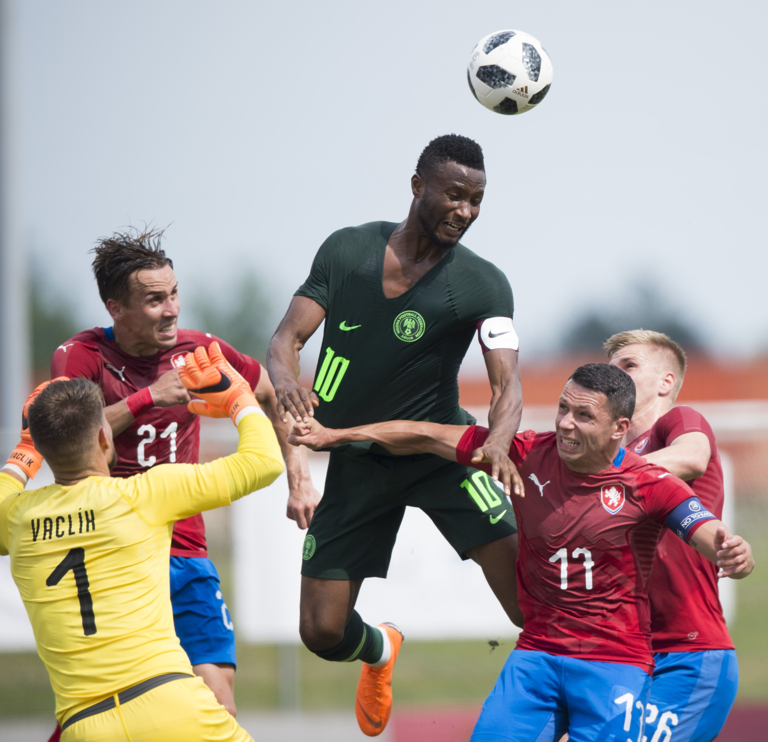 Czech Republic Keeper Vaclik: How We Outsmarted Super Eagles