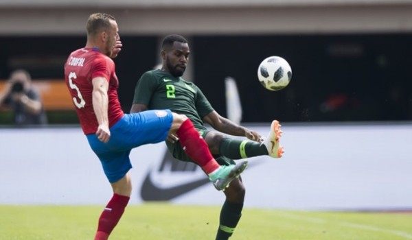Eguavoen: Super Eagles Must Improve Defensively In Russia